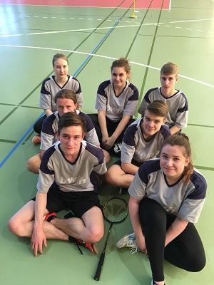 LF Badminton 14.2.2017